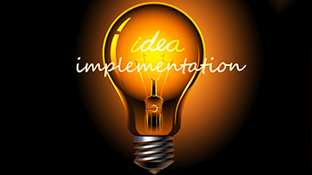 Implementation of Idea's